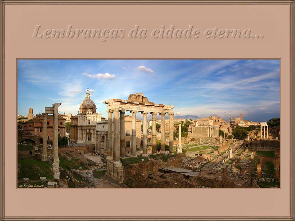 Os Banhos de Caracala eram públicos e foram construídos entre 212 e 216 DC, durante o reinado do Imperador Caracala.