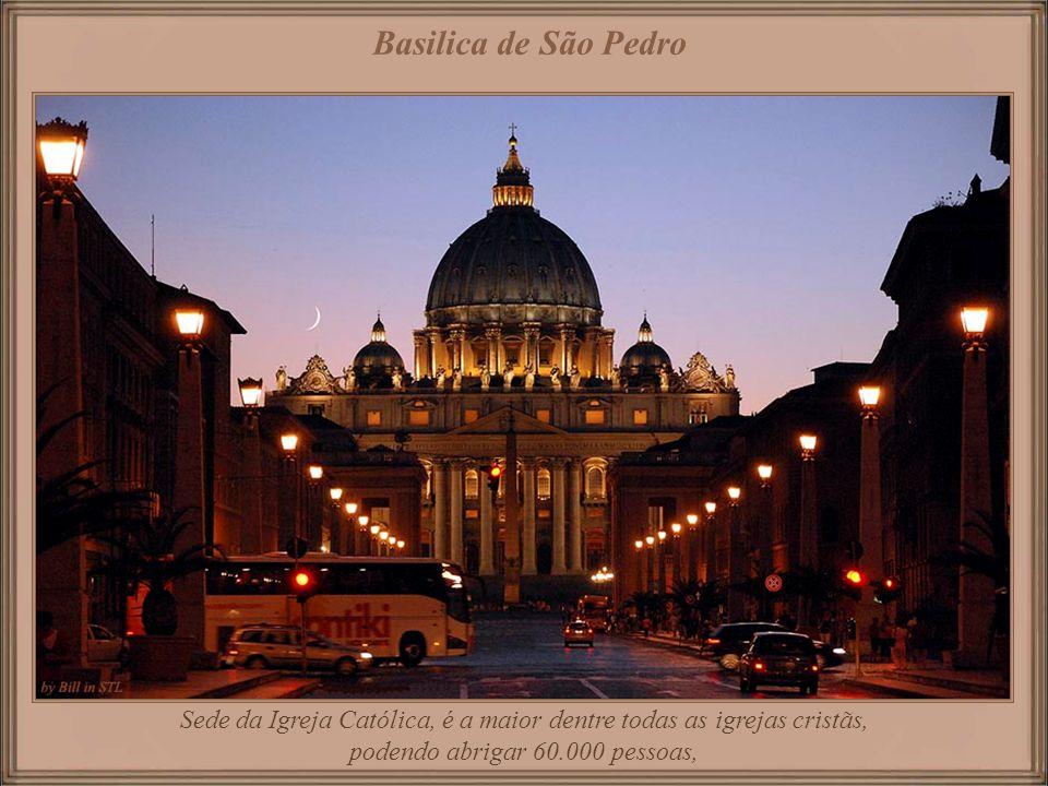 A Cidade do Vaticano constitui um Estado sacerdotal monárquico governado pelo Bispo de Roma – o Papa. Uma Cidade-Estado soberana cujo território consi
