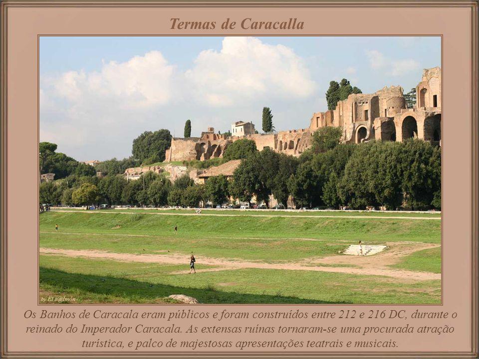 É uma das principais estradas militares da antiga Roma. Recebeu este nome em memória do político romano Ápio Cláudio Cego, que iniciou sua construção