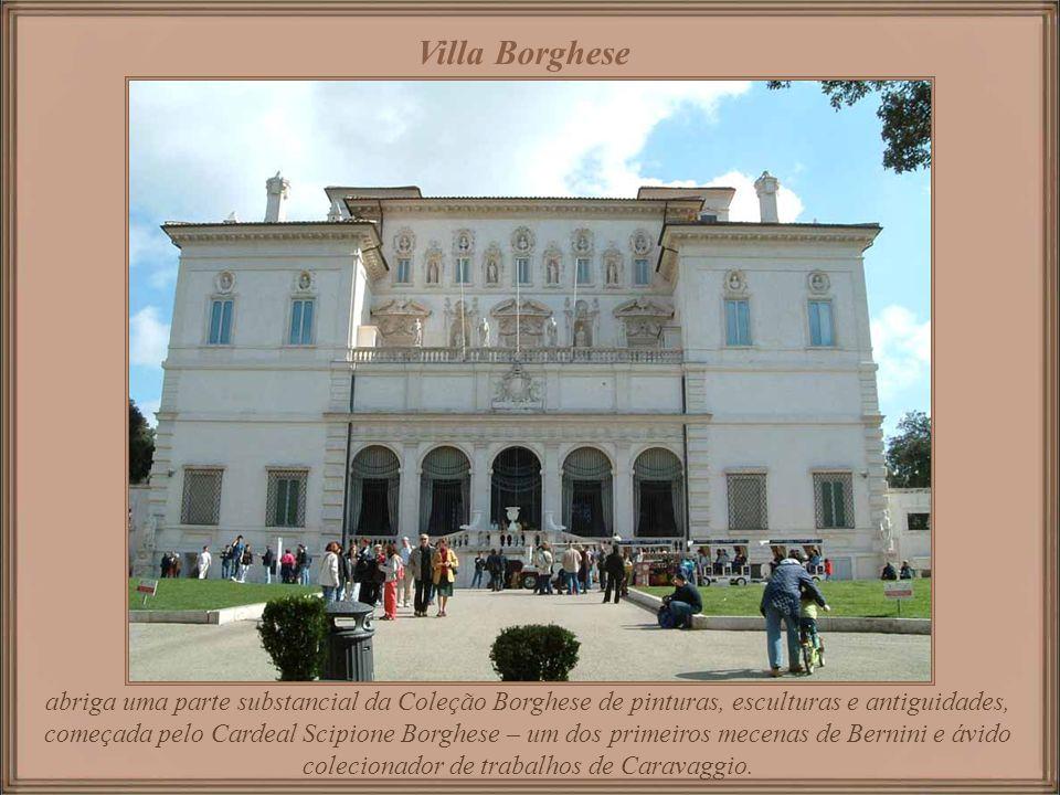 Os Banhos de Caracala eram públicos e foram construídos entre 212 e 216 DC, durante o reinado do Imperador Caracala. As extensas ruínas tornaram-se um