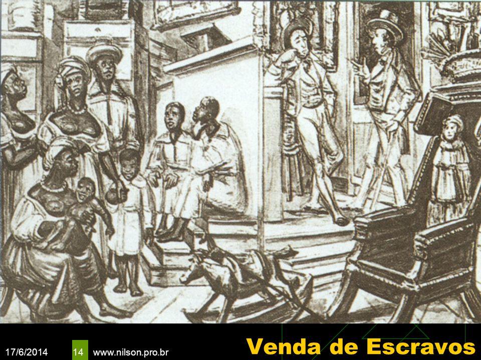 17/6/2014 14 Venda de Escravos www.nilson.pro.br