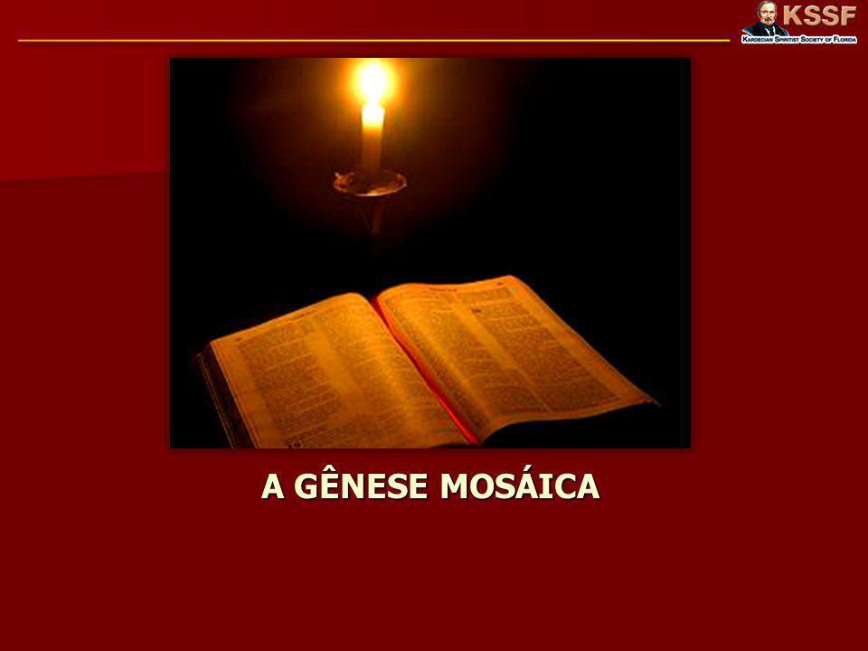 Depois dos desenvolvimentos contidos nos capítulos precedentes sobre a origem e constituição do Universo, segundo a ciência para a parte material e segundo o Espiritismo para a parte espiritual, seria útil fazermos um paralelo com a Gênese de Moisés a título de comparação e para que possamos julgar com conhecimento de causa