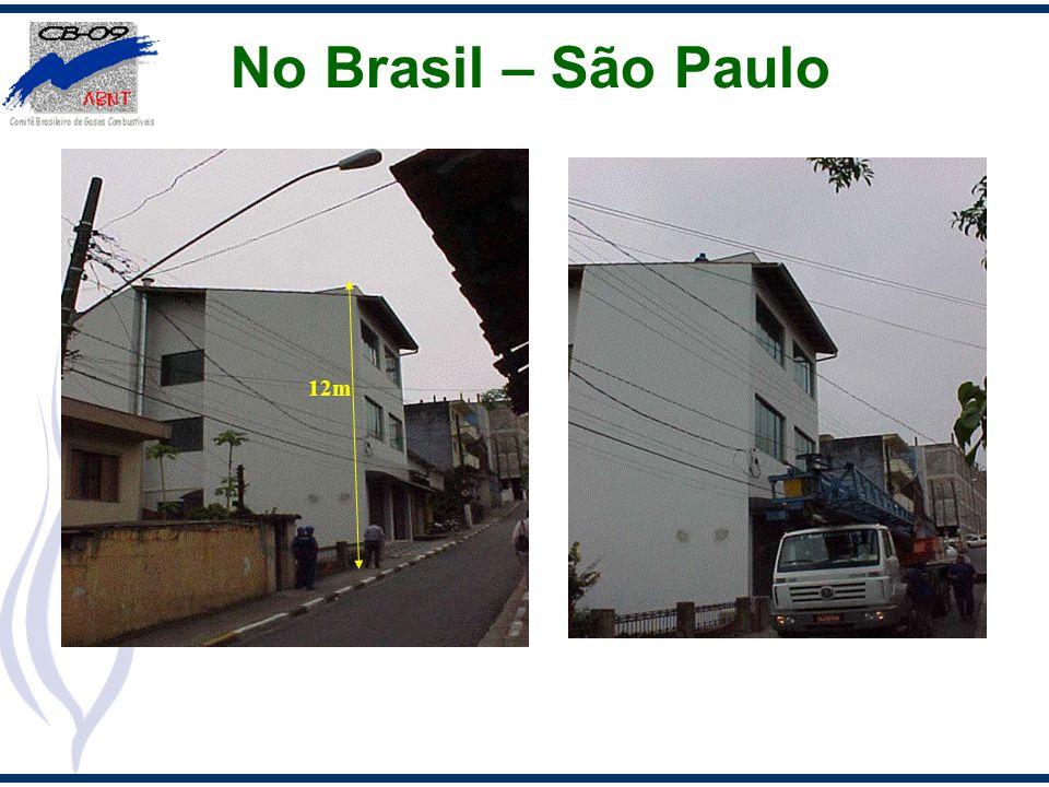 No Brasil – São Paulo 12m