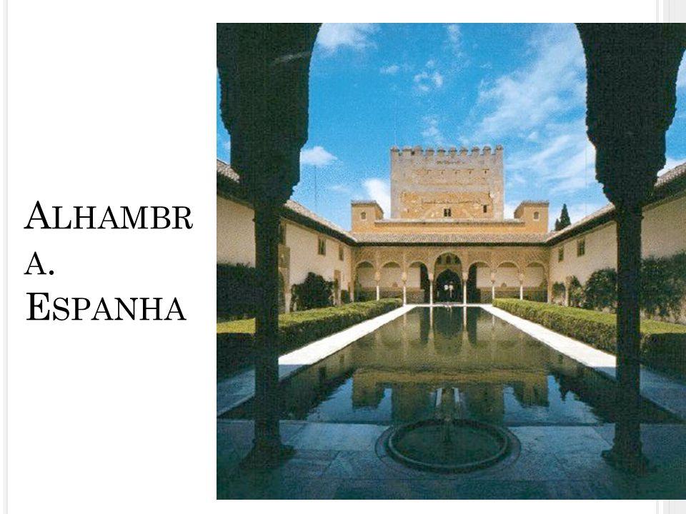 A LHAMBR A. E SPANHA