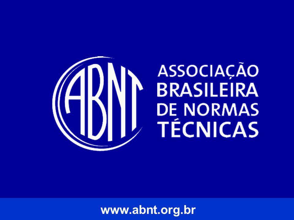 A PARTICIPAÇÃO DO CONSUMIDOR NA NORMALIZAÇÂO Brasília – DF, 05/12/06