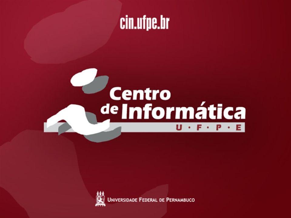 CIn/UFPE – IN1008 – Projeto Conceitual de Banco de Dados 20