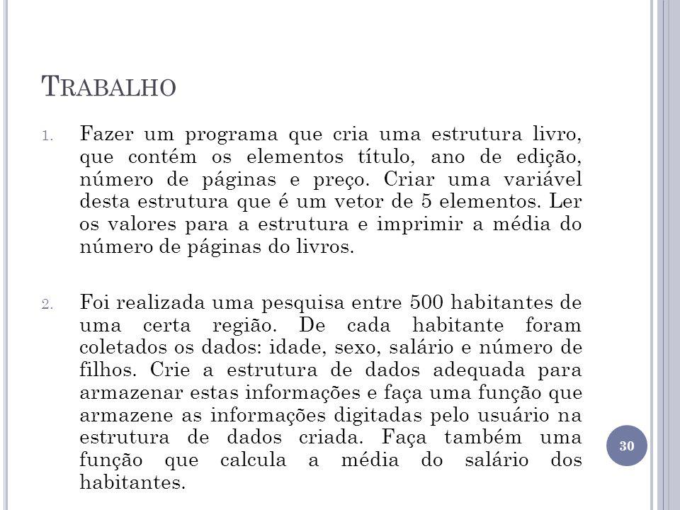 T RABALHO 1.