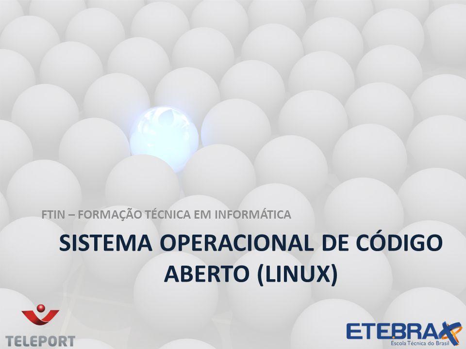 Competências a serem trabalhadas nesta aula Instalação do Ubuntu Desktop Utilização do Virtualbox
