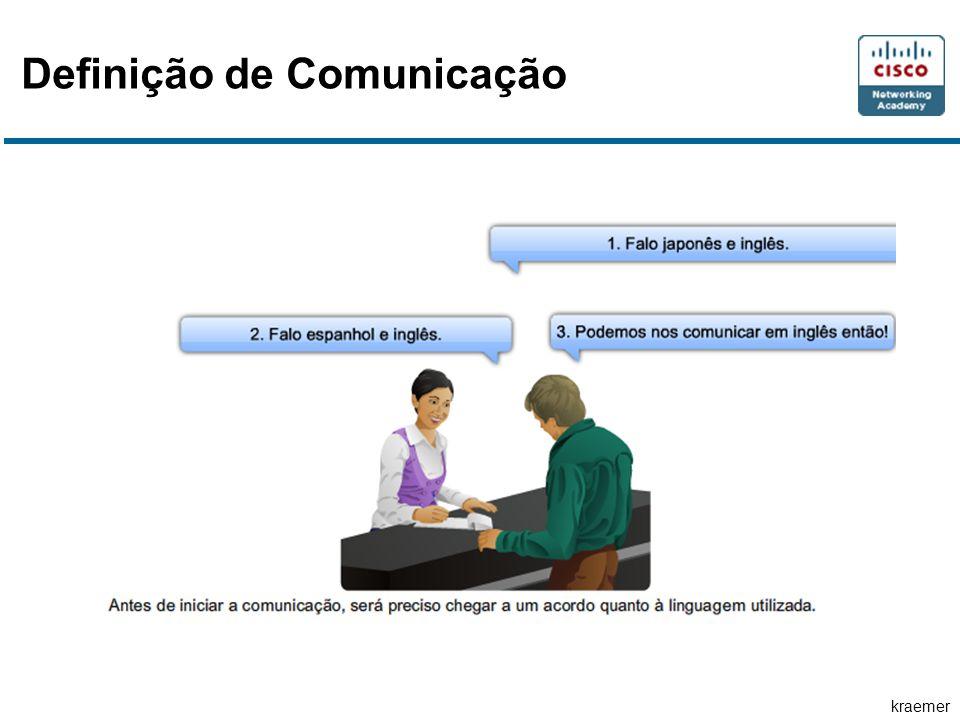 kraemer Definição de Comunicação