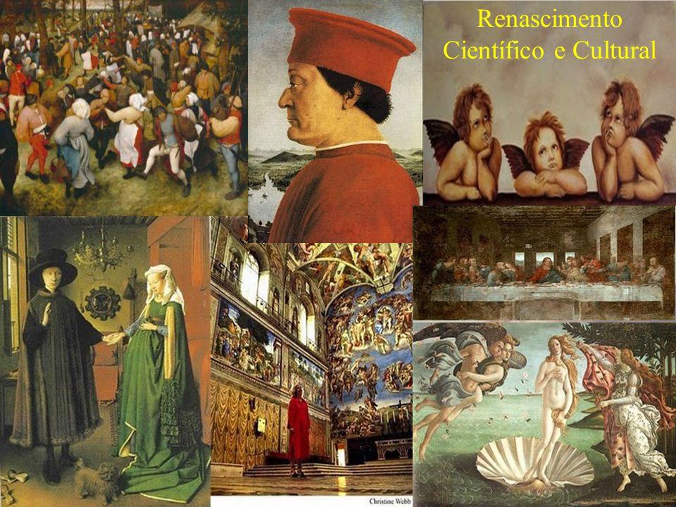 PRINCIPAIS AUTORES E OBRAS DO RENASCIMENTO ARTÍSTICO-CULTURAL NA ITÁLIA: Nicolau Maquiavel – O Príncipe Giovanni Boccaccio – O Decameron Dante Alighieri – A Divina Comédia Leonardo da Vinci – A Gioconda e A Santa Ceia.