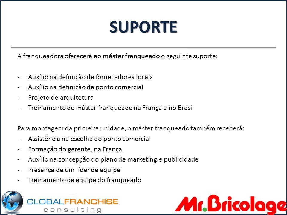 SEJA O MÁSTER FRANQUEADO.MR. BRICOLAGE Para mais informações sobre a MR.
