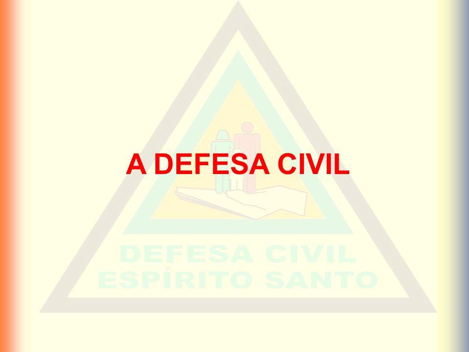 Evolução Histórica da Defesa Civil e dos Desastres Franceses organizam o serviço de combate ao fogo (religiosos e operários); A Peste Negra devastou 1/3 da população da Europa (25 milhões de pessoas).