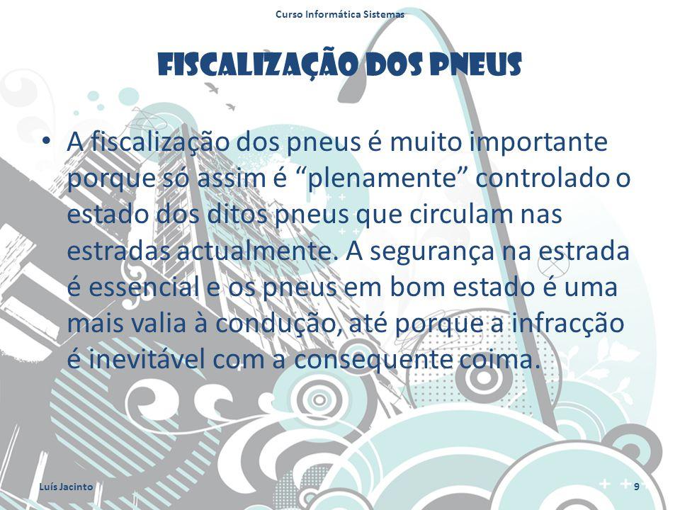 Curso Informática Sistemas Luís Jacinto10