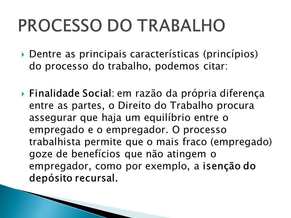 O processo é o complexo de atos seqüenciais e termos por meio dos quais se concretiza a prestação jurisdicional, através de um instrumento chamado