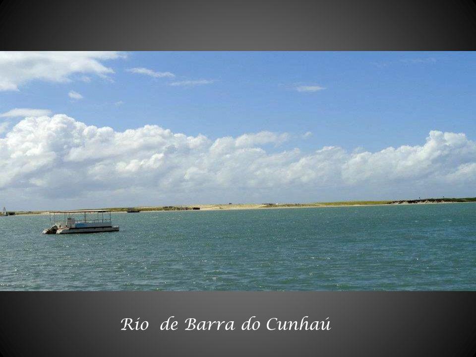 Rio de Barra de Cunhaú