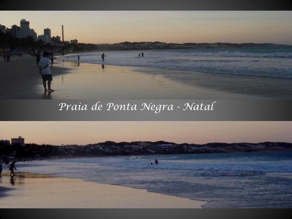 Morro do Careca- Praia de PontaNegra - Natal