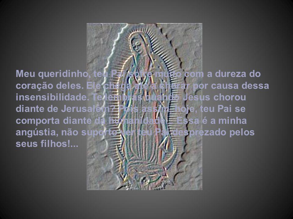 Autor: Eliezer de Oliveira Martins Musical: Moonlight Piano Sonata, Beethoven Ele sofre mais do que no tempo dos profetas, porque naquele tempo o Salvador, Jesus Cristo, ainda não tinha chegado ao seio da humanidade, estava apenas prometido.