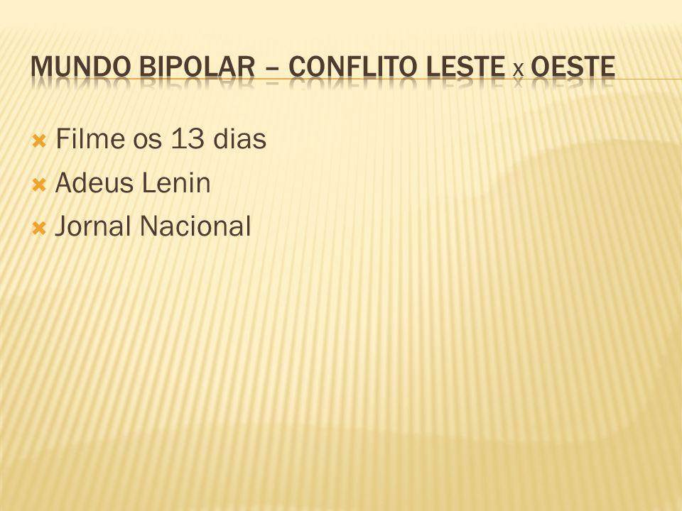 Filme os 13 dias Adeus Lenin Jornal Nacional