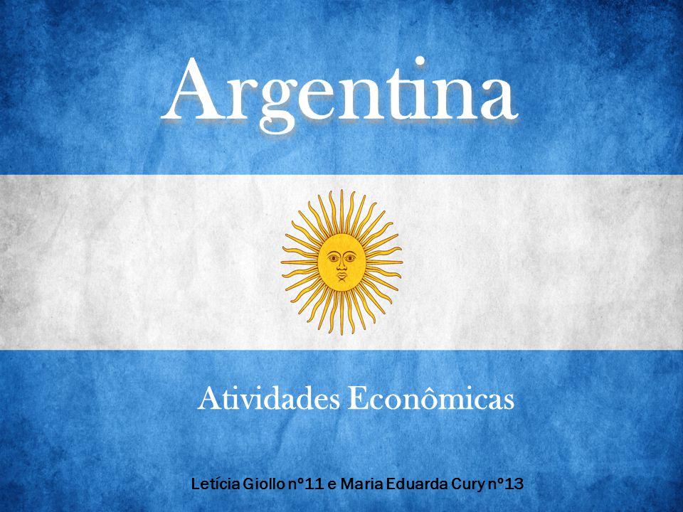 Atividades Econômicas Letícia Giollo nº11 e Maria Eduarda Cury nº13