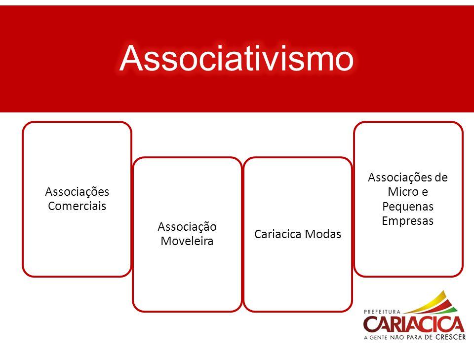 Associações Comerciais Associação Moveleira Cariacica Modas Associações de Micro e Pequenas Empresas