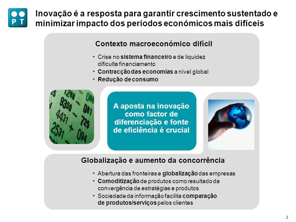 4 O compromisso da PT para com as empresas e a sociedade garantindo desenvolvimento sustentado através da tecnologia.