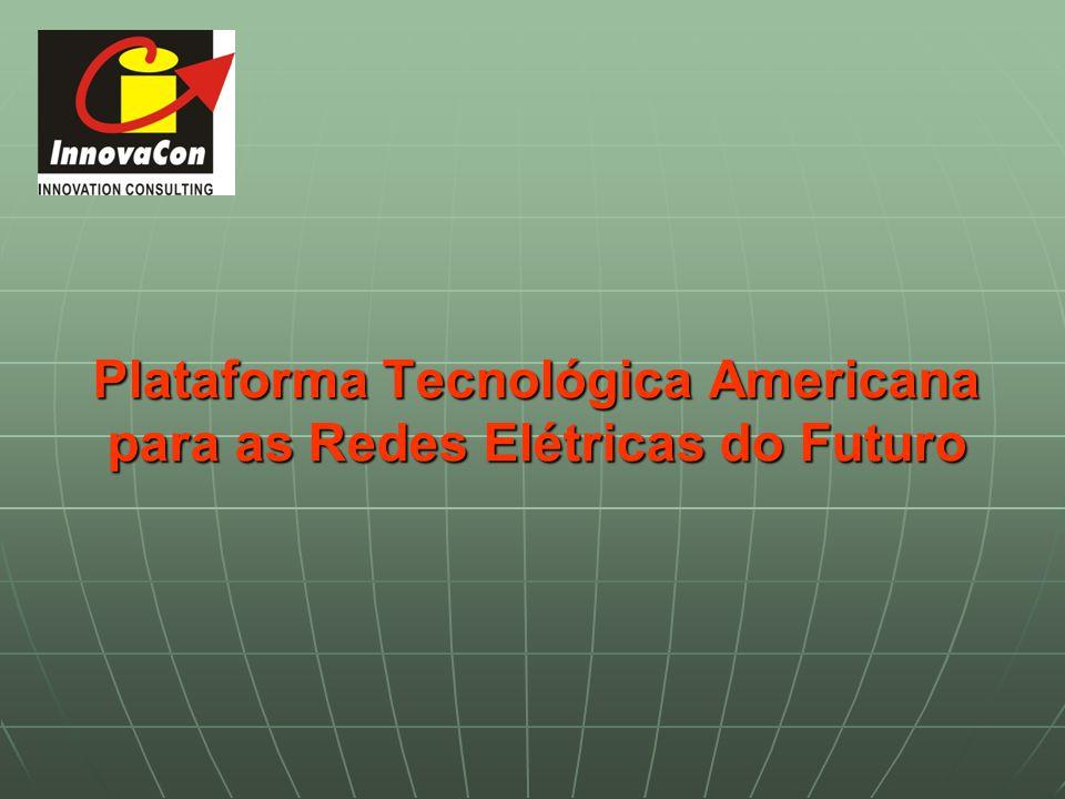 Plataforma Tecnológica Americana para as Redes Elétricas do Futuro