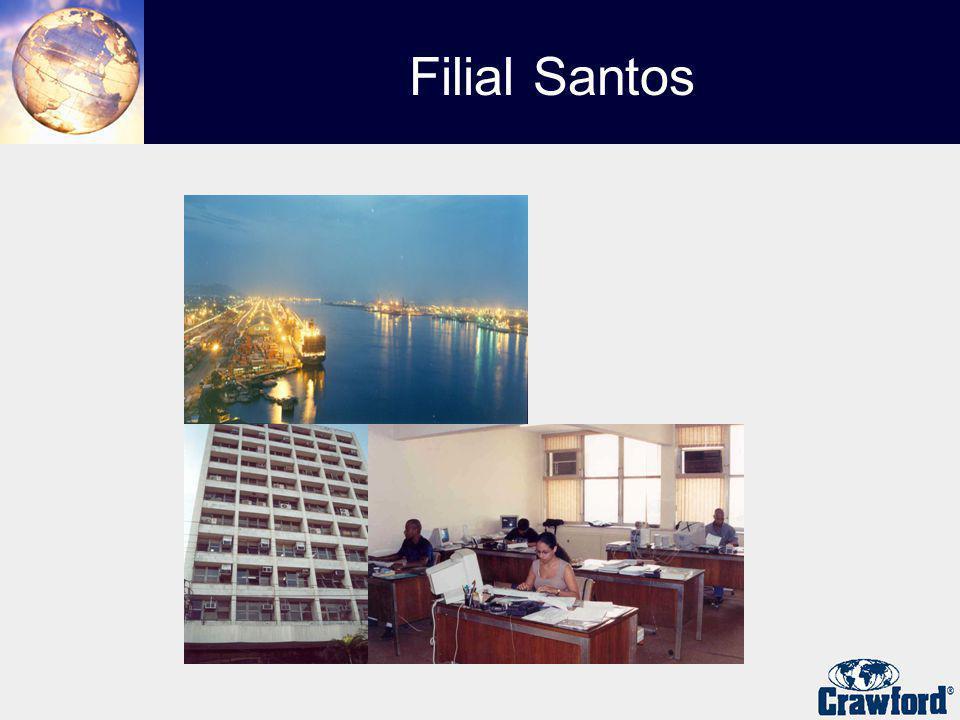 Localizada no interior das instalações do aeroporto internacional de Viracopos.