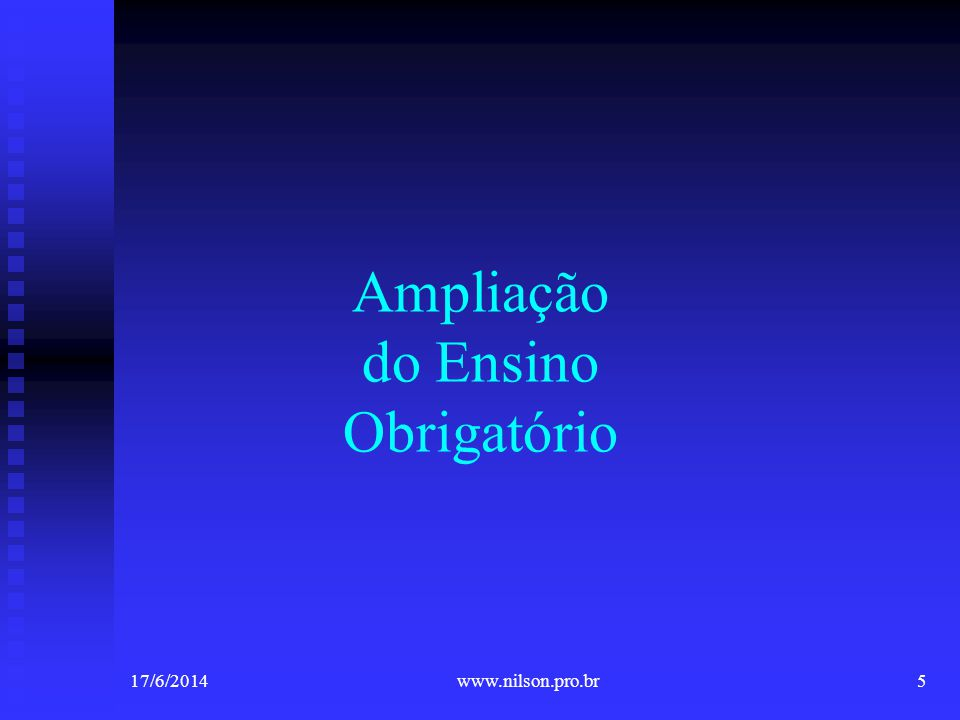 Parecer CNE/CEB nº 18Parecer CNE/CEB nº 18, de 15 de setembro de 2005 17/6/201426www.nilson.pro.br