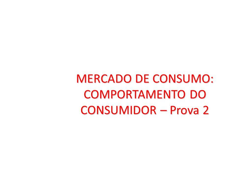 Objetivos Saber quais são as influências no comportamento de compra do consumidor Conhecer o processo de decisão de compra