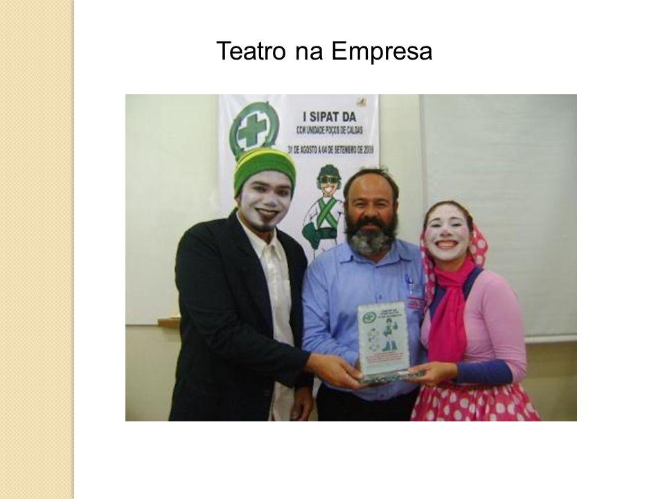 Teatro na Empresa