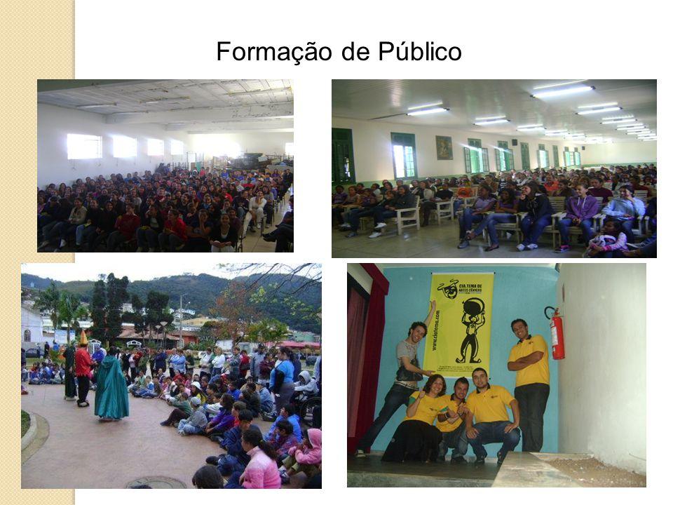 Formação de Público