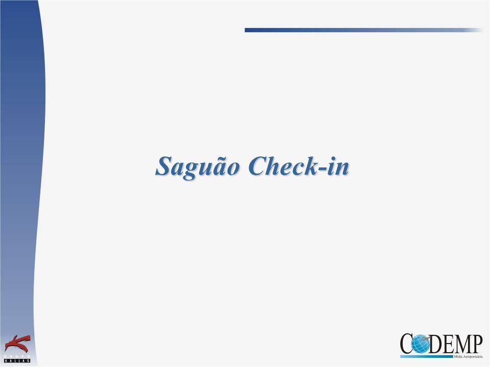 Saguão Check-in