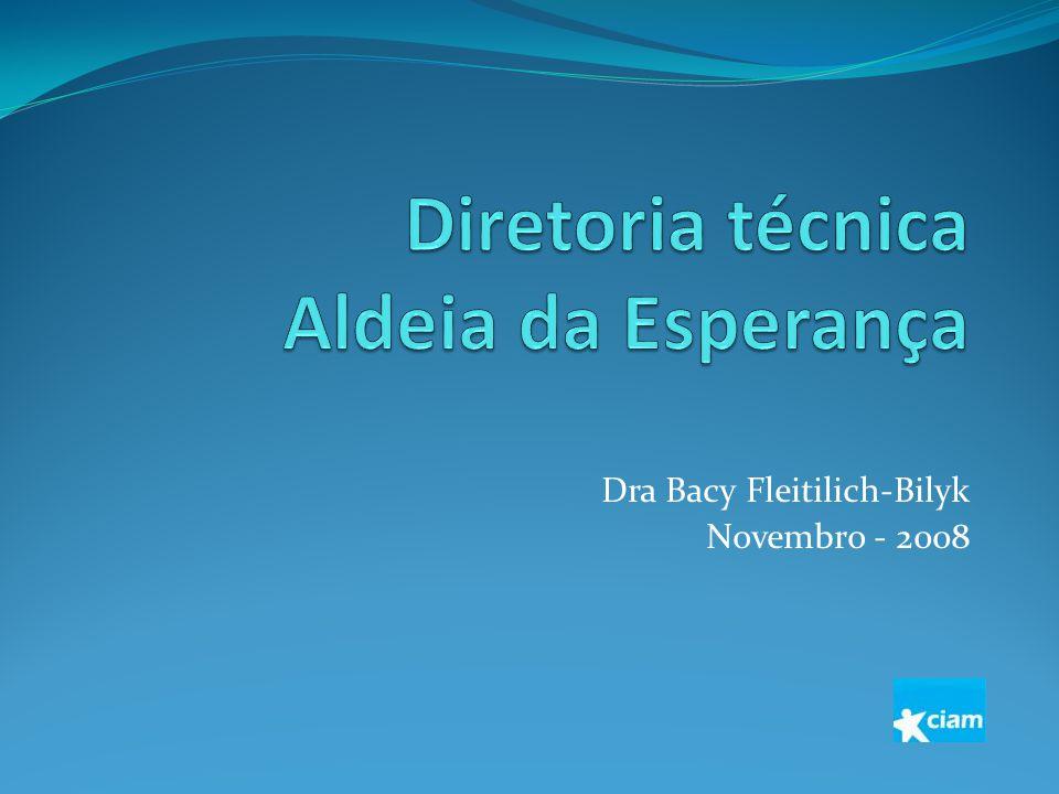 Dra Bacy Fleitilich-Bilyk Novembro - 2008
