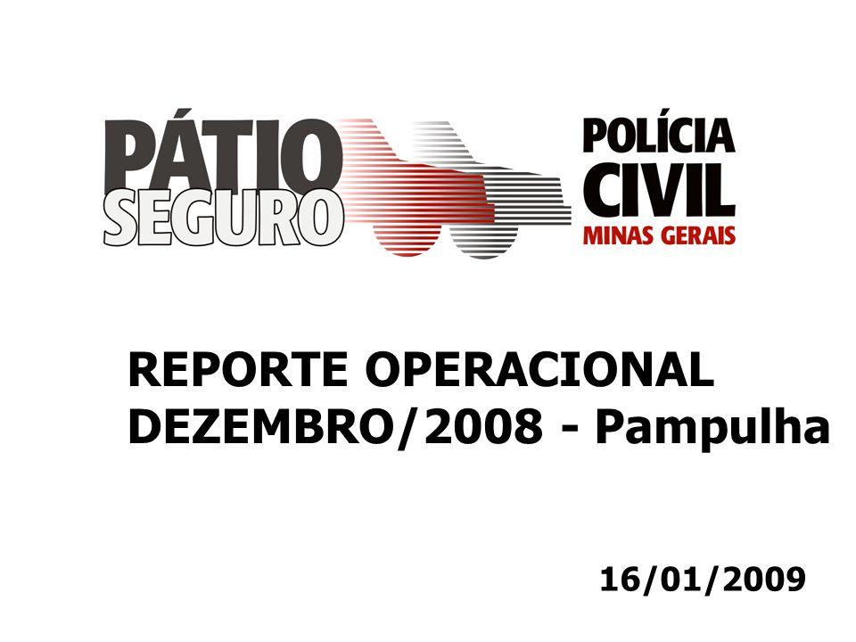 16/01/2009 REPORTE OPERACIONAL DEZEMBRO/2008 - Pampulha