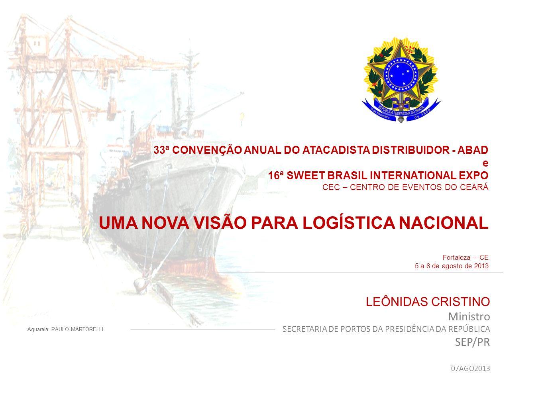 Aquarela: PAULO MARTORELLI 33ª CONVENÇÃO ANUAL DO ATACADISTA DISTRIBUIDOR - ABAD e 16ª SWEET BRASIL INTERNATIONAL EXPO CEC – CENTRO DE EVENTOS DO CEAR