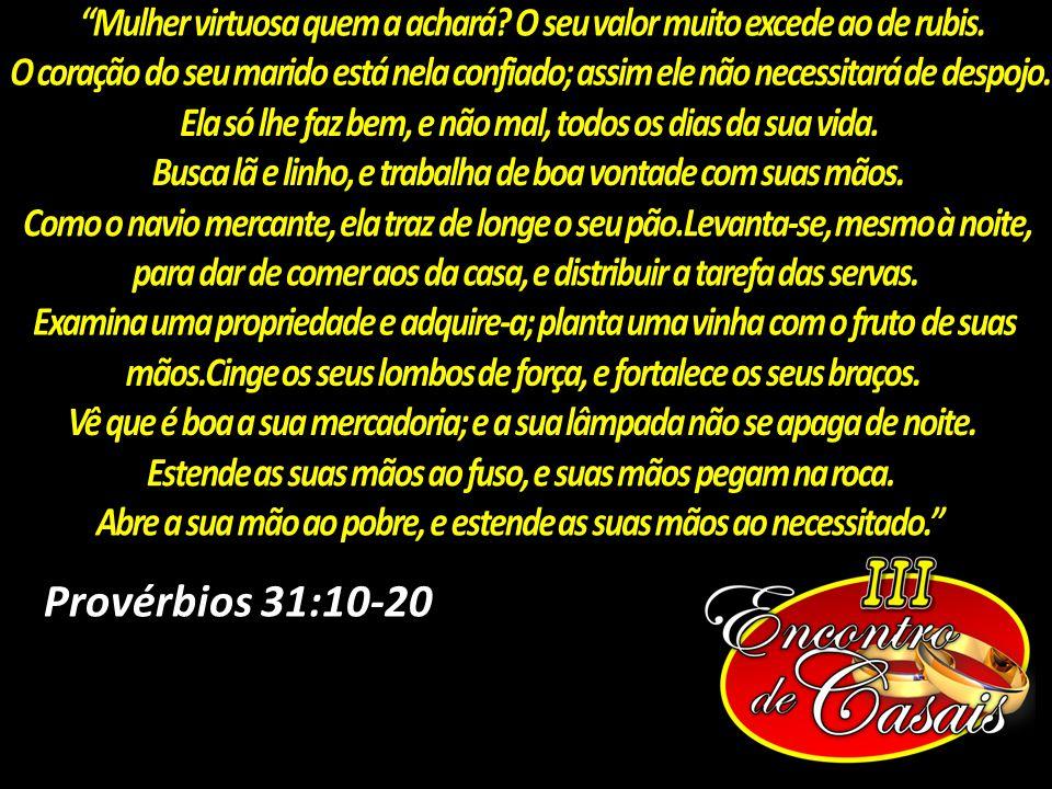 Provérbios 31:10-20