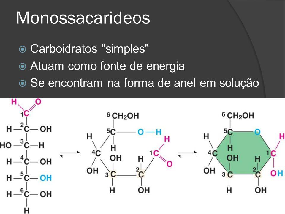 Monossacarideos Carboidratos