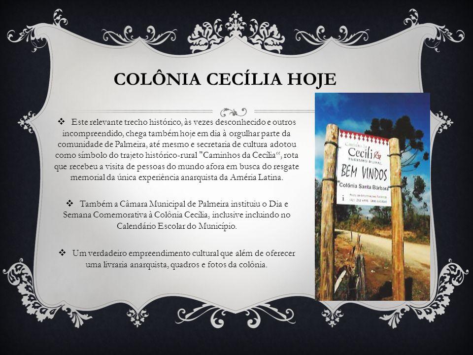 Este relevante trecho histórico, às vezes desconhecido e outros incompreendido, chega também hoje em dia à orgulhar parte da comunidade de Palmeira, a