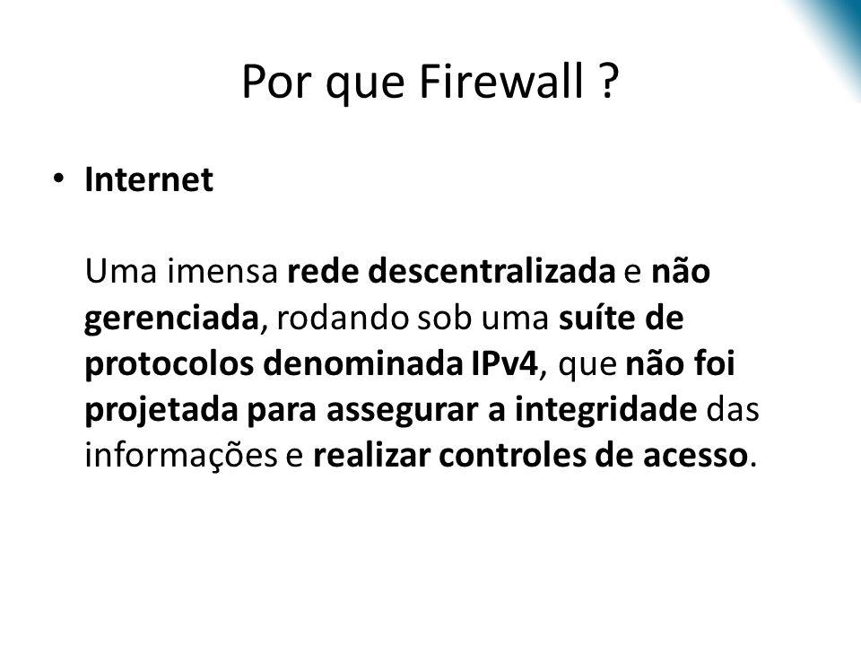 Firewall + Proxy Iptables
