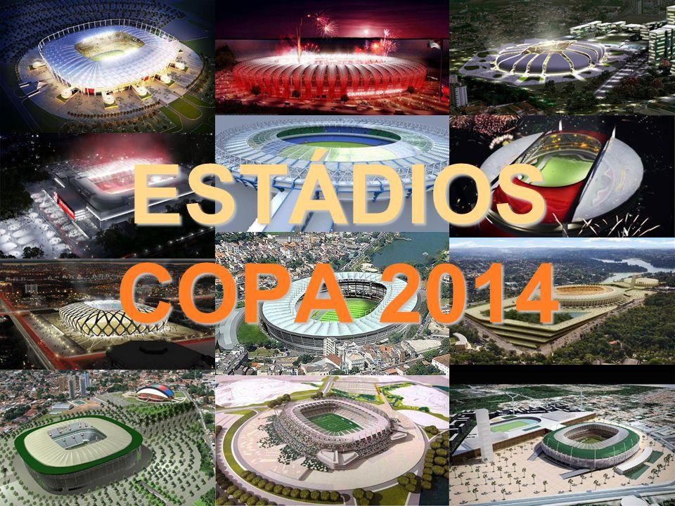 Estádio: Otávio Mangabeira (Fonte Nova), Salvador Pojeto: Marc Duwe e Claas Schulitz O projeto mantem a forma de ferradura, com abertura para o lado sul, Tororó.