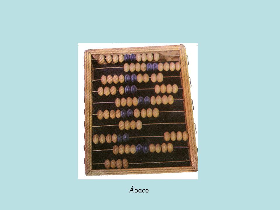 O tear de Jacquard Na Europa, os matemáticos fizeram experiências com calculadoras desenvolvidas com engrenagens de relógio.