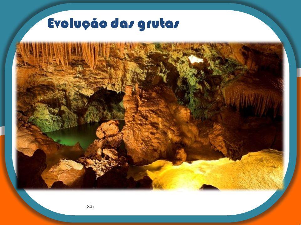 Evolução das grutas 30)