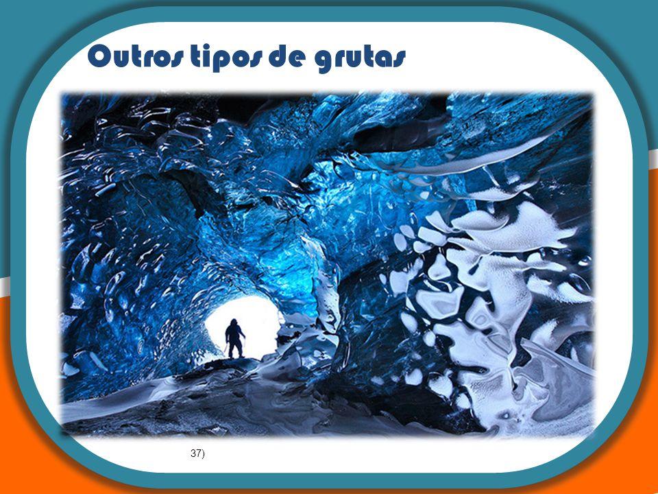 : A teoria da Tectónica de Placas Outros tipos de grutas 37)