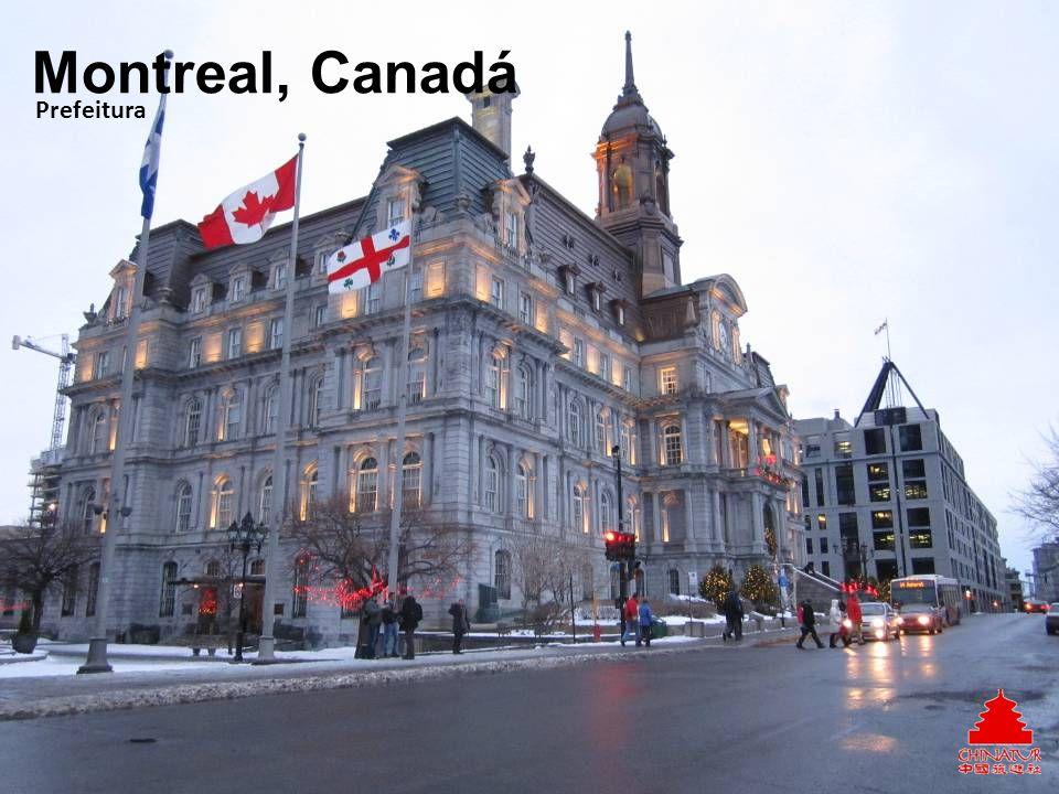 Prefeitura Montreal, Canadá