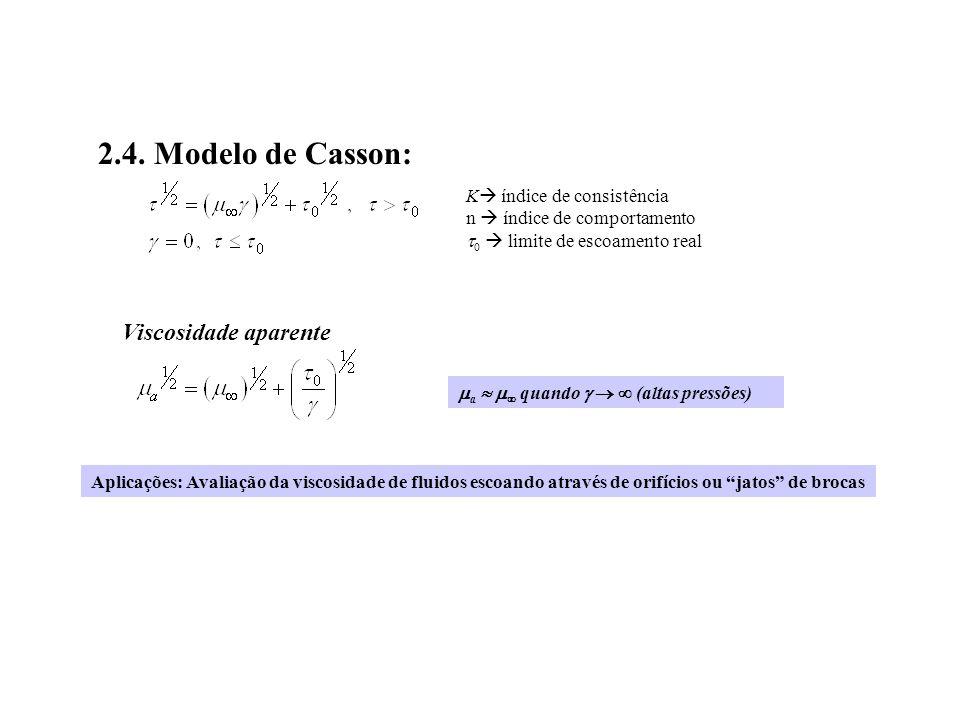 K índice de consistência n índice de comportamento limite de escoamento real 2.4.