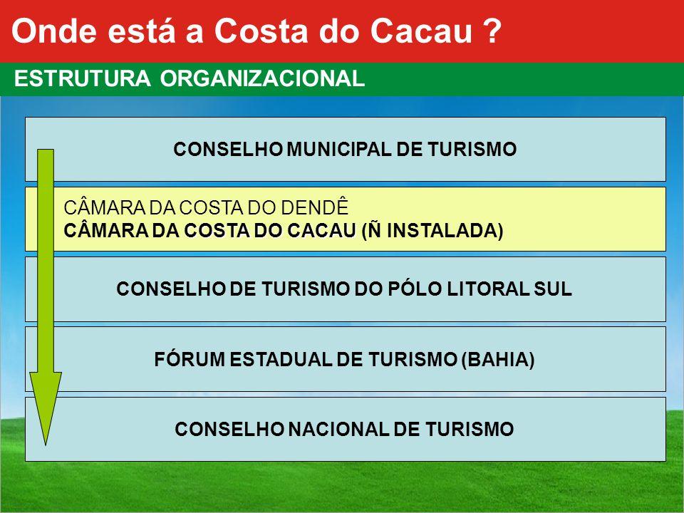 Onde está a Costa do Cacau .
