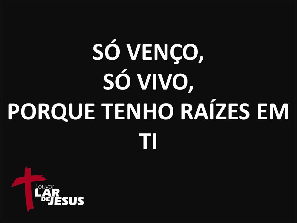 MEU ENDEREÇO É AS MARGENS DO TEU RIO, Ó SENHOR!