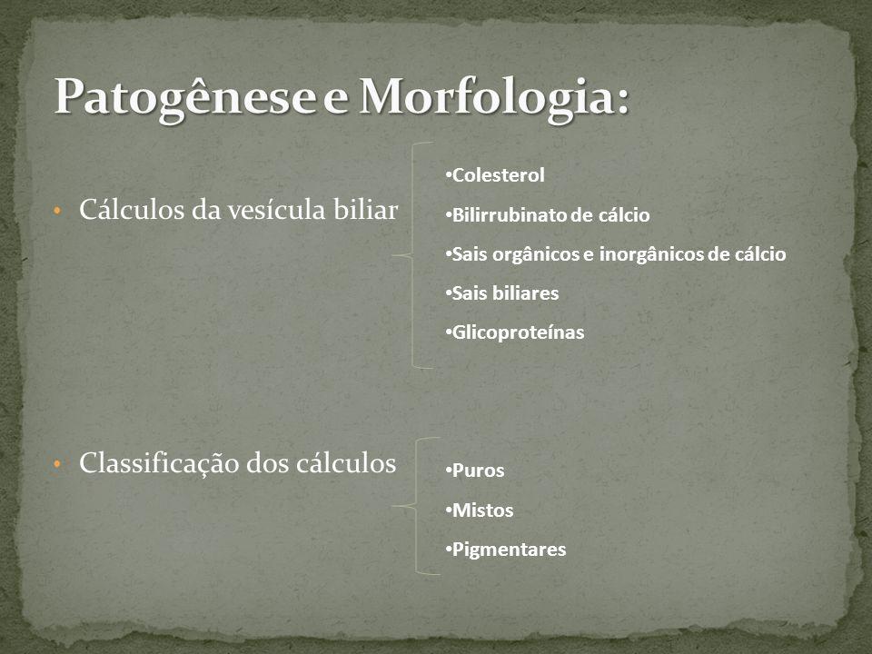 Diagnóstico: Anamnese/exame físico Ultrassonografia abdominal (Sens.