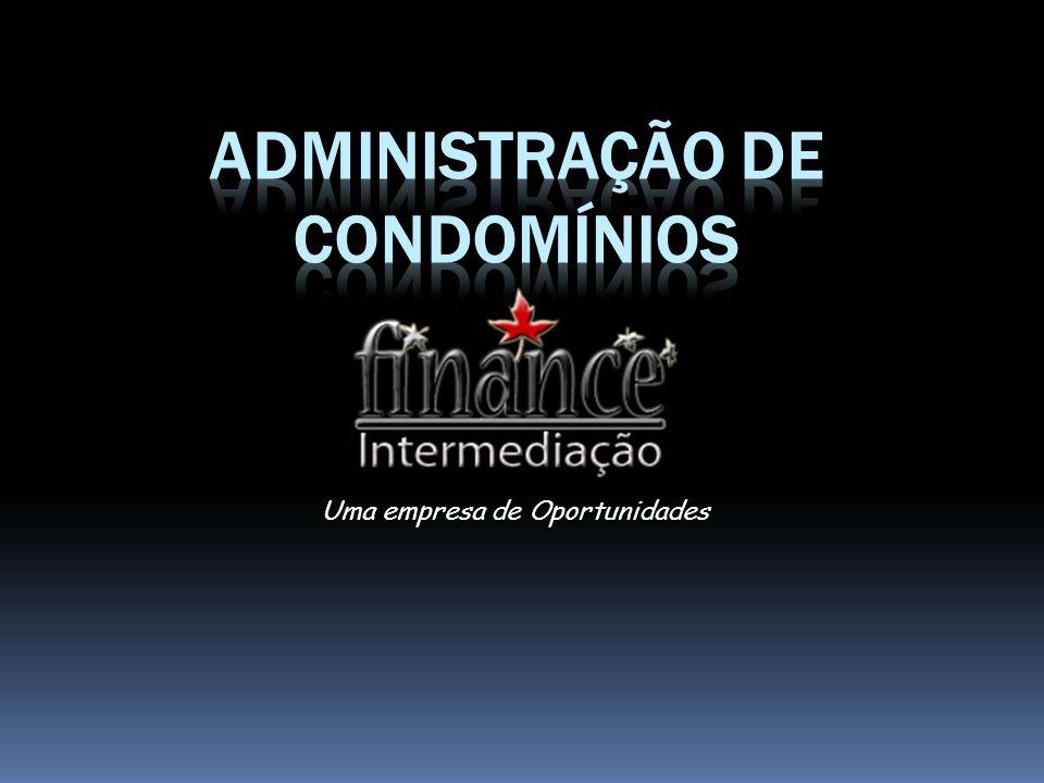 ADMINISTRAÇÃO DE CONDOMÍNIOS Apresentação do Departamento Comercial Condomínio (Administração de Condomínios)