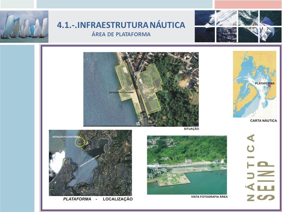 4.1.-.INFRAESTRUTURA NÁUTICA ÁREA DE PLATAFORMA